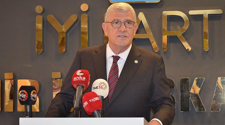 İYİ Parti'den ittifak açıklaması:Millet İttifakı'nı millet istedi