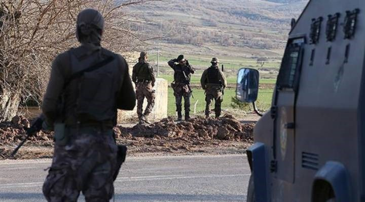 Mardin'de operasyon; Sokağa çıkma yasağı ilan edildi