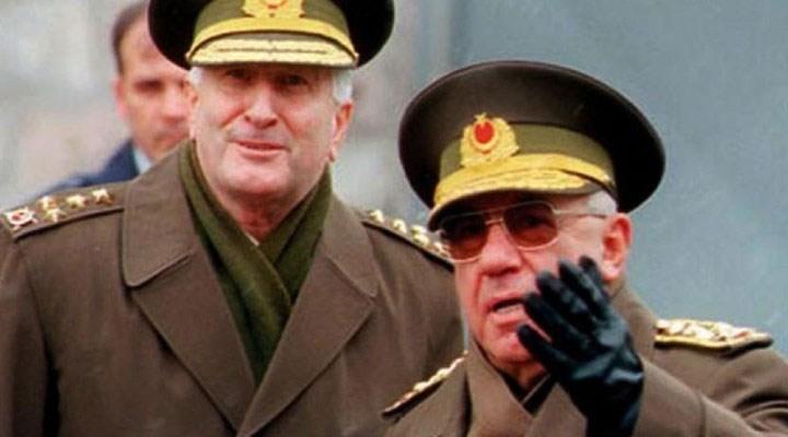 28 Şubat davasında hüküm giyen emekli generallerin rütbeleri söküldü