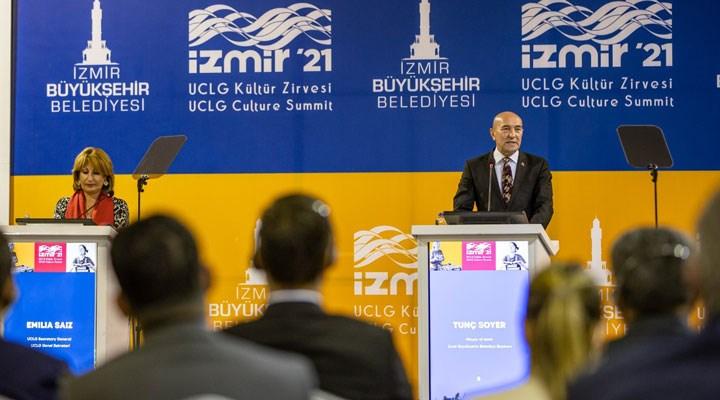 """Kültür Zirvesi İzmir Deklarasyonu yayımlandı: """"Kültür insanlığın geleceğini kuruyor"""""""