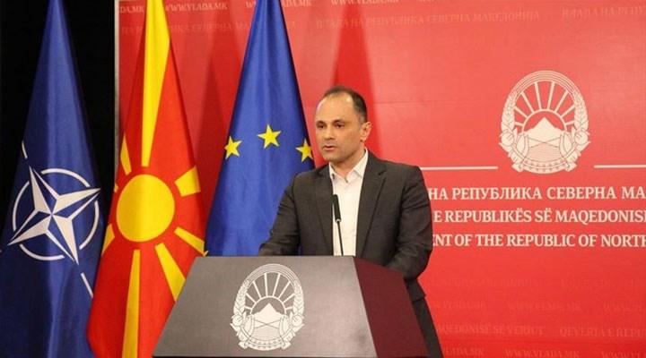Kuzey Makedonya Sağlık Bakanı Filipçe, Covid-19 hastanesindeki yangın nedeniyle istifasını sundu