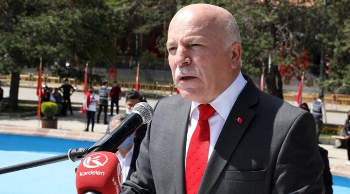 AKP'li Erzurum Belediye Başkanı, canlı yayında İYİ Parti İl Başkanı'na küfür etti