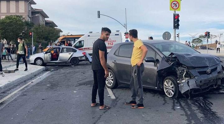 Arnavutköy'de kaza: Muhtardan belediyeye tepki