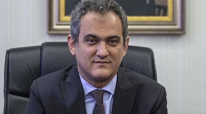 Milli Eğitim Bakanı Mahmut Özer'den yüz yüze eğitim açıklaması