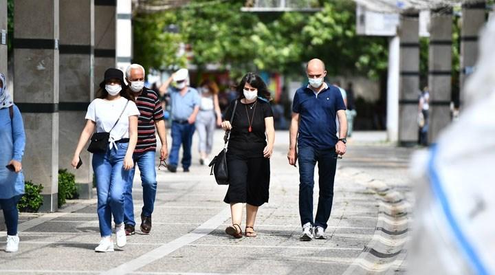 İzmir'de haftalık vaka sayısı gerçek değil