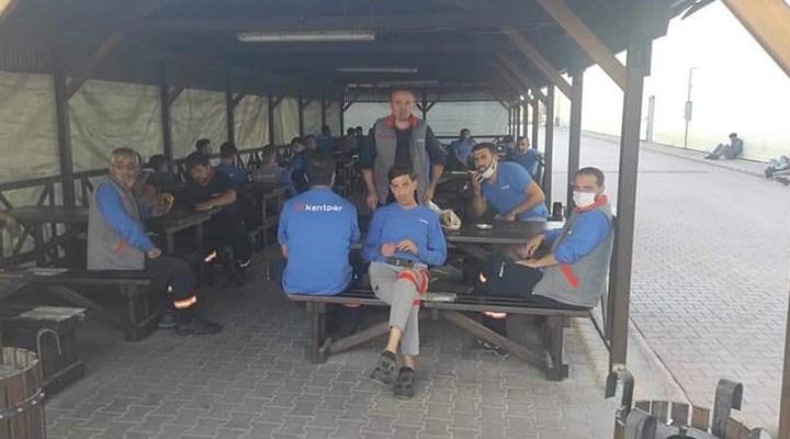 Konya'da sendika mücadelesine polis engeli
