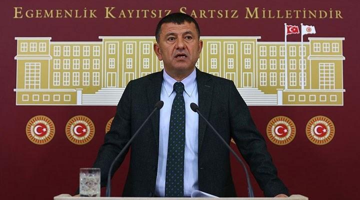 CHP'li Ağbaba: Milli gelir, 19 yılın sonunda ilk kez 2002'nin öncesine gitti