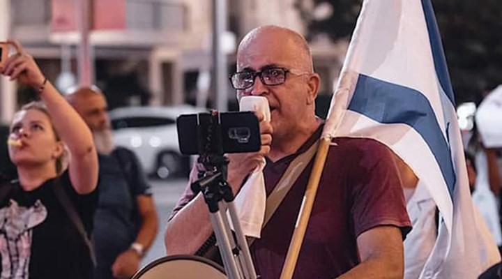 İsrailli aşı karşıtı eylemci, Covid-19'dan yaşamını yitirdi