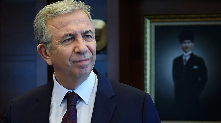 Mansur Yavaş, 2021 Dünya Belediye Başkanı Başkent Ödülü'nü kazandı