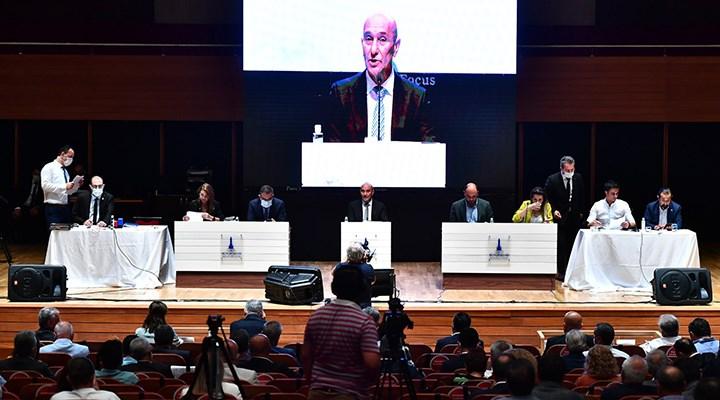 Tunç Soyer:340 milyon dolarlık mutabakatta tek eksiğimiz Türkiye Cumhuriyeti'nin onayı