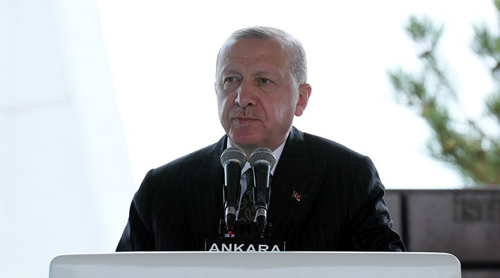 Erdoğan: 2023 Türkiye'nin ve Türk milletinin yeniden şahlanışının sembolüdür