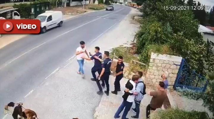 İsmailağacılar, Nesin Vakfı yöneticisine saldırdı