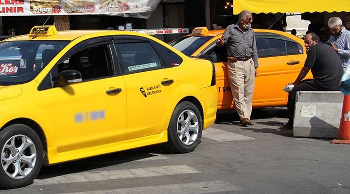 Taksi şoförleri için yeni düzenleme: Yaş sınırı 68'e yükseltildi