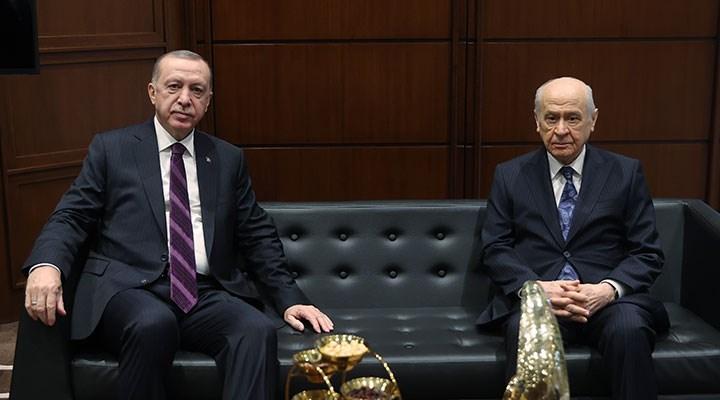 AKP ve MHP sadece barajda anlaşabildi