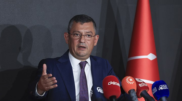 CHP'li Özel'den Erdoğan'a: Sizin eş, dost, akraba, yandaş şahlandı