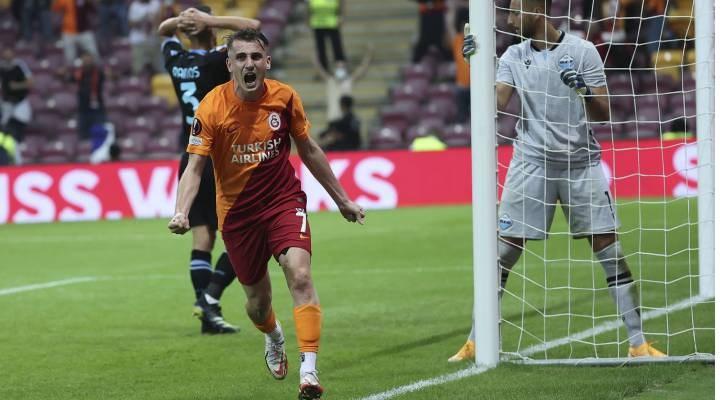 Galatasaray Lazio'yu 1-0 yendi
