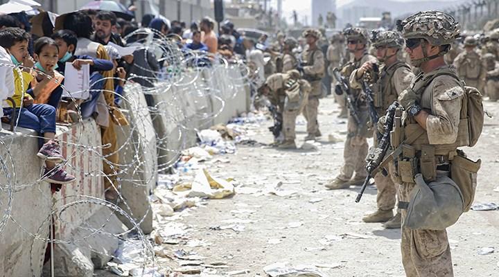 ABD, Kabil'de düzenlediği hava saldırısında 10 sivilin öldüğünü kabul etti