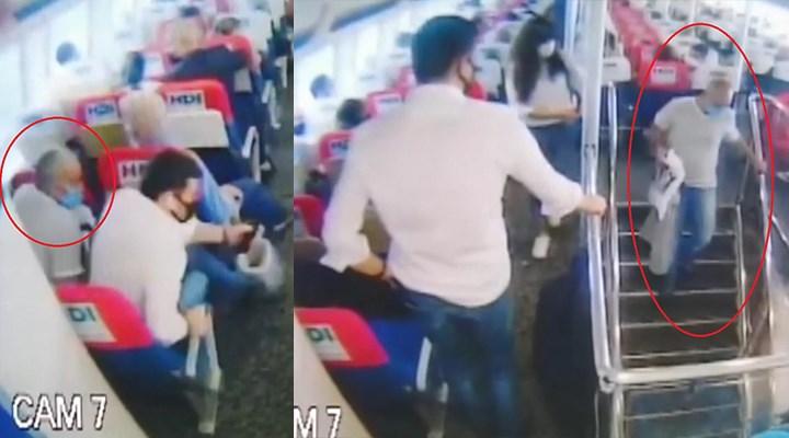 Deniz otobüsünde yanına oturan kadını taciz eden Yusuf Yıldırım tutuklandı