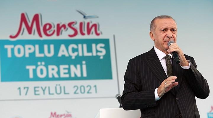 Erdoğan'dan AB'ye göçmen mesajı: Yükü paylaşması gereken çevrelerin somut adım atma zamanı gelmiştir