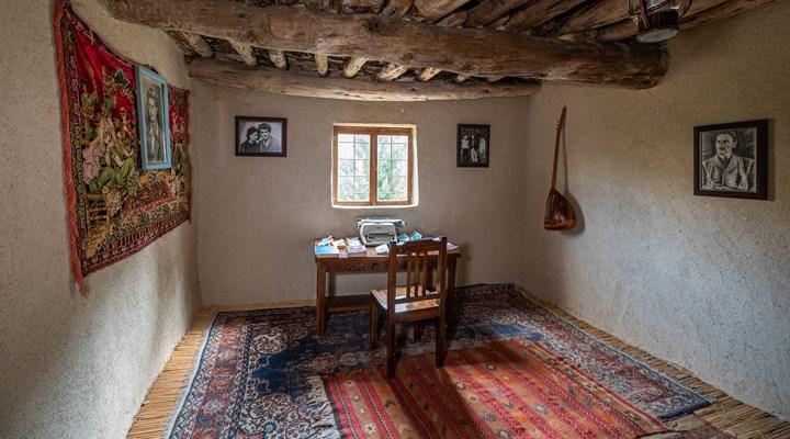 Şair Hasan Hüseyin Korkmazgil'in doğduğu ev 'Şairler Evi' oldu