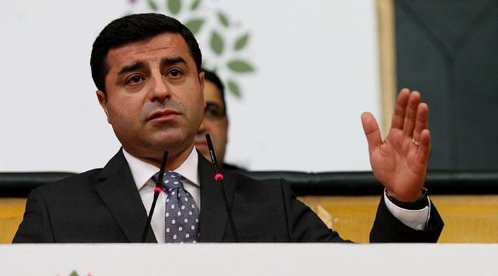 Selahattin Demirtaş'ın avukatları: Demirtaş derhal serbest bırakılsın