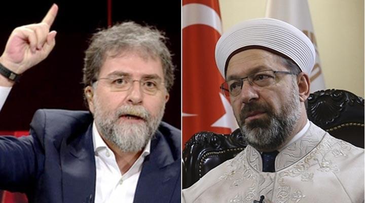 Ali Erbaş, 'günaydın' konusunda Ahmet Hakan'ı bile ikna edemedi