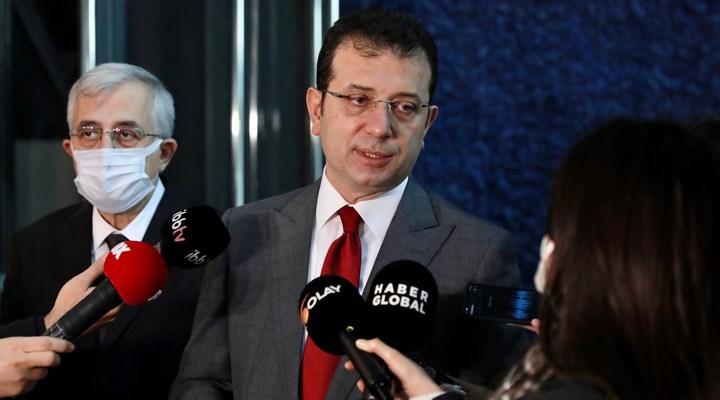 İmamoğlu'ndan Erdoğan'a: Gündem değiştirme çabasına ben alet olmayacağım