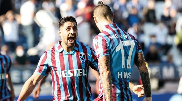 Trabzon, Kasımpaşa'yı tek golle geçti
