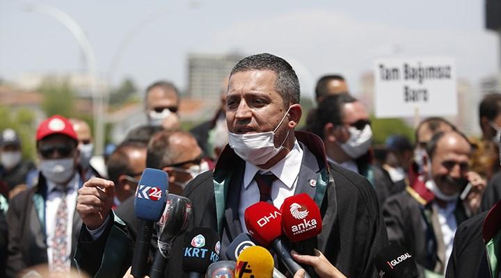 Ankara Barosu'nda seçim sonuçlandı: Erinç Sağkan yeniden başkan