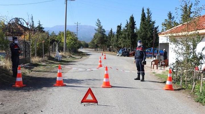 Adıyaman'da 339 ev Covid-19 nedeniyle karantinaya alındı