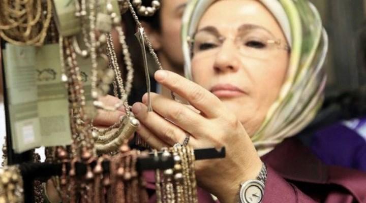 """""""Emine Erdoğan'ın kol saati, çakma değilse, 30 bin Euro'dan başlıyor"""""""