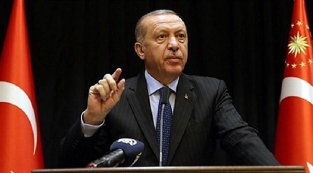 """Erdoğan'dan """"yurt"""" paylaşımı: Gençlerle aramıza yalanların girmesine izin vermeyeceğiz"""