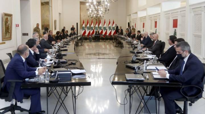 Lübnan'da yeni hükümet güvenoyu aldı