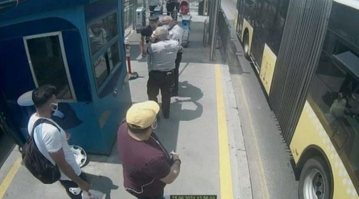 Maske uyarısı yaptığı için darp edilen güvenlik görevlisi tek gözünü kaybetti!
