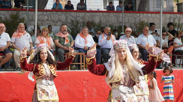 Ovacık festivalle şenlendi
