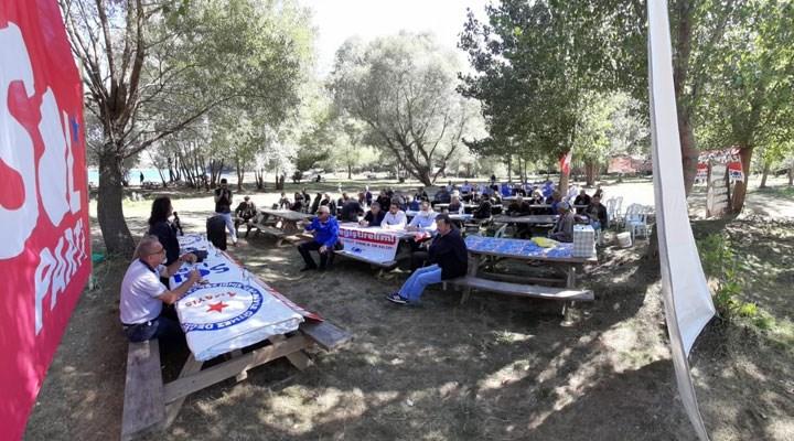 Sol Buluşma Amasya'da: Şimdi örgütlenme zamanı