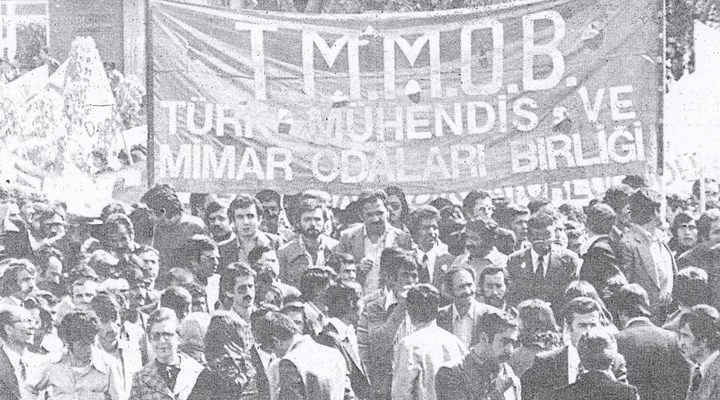 """TMMOB: """"Mesleğimizi ve toplumu koruyacağız"""""""