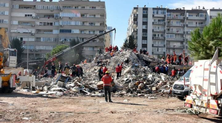 30 kişinin öldüğü Emrah Apartmanı için hazırlanan iddianame kabul edildi