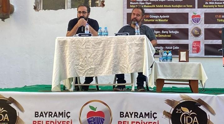 BirGün, İDA Kültür Sanat Festivali'ndeydi:Gerçeklerden taviz vermeyiz