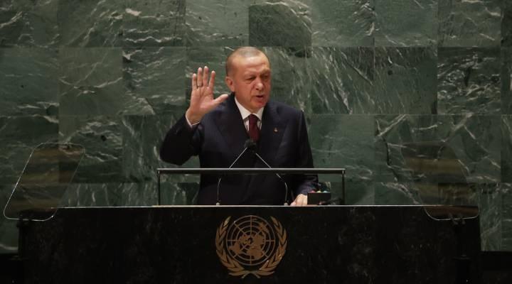 Erdoğan: Paris İklim Anlaşması'nı Meclis'e sunuyoruz