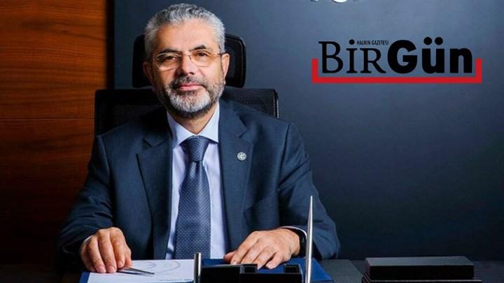 Sağlık Bakanı Yardımcısı'ndan BirGün'e 100 bin liralık dava: İtibarım zedelendi