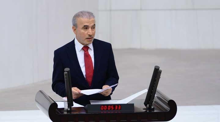 AKP'li Bostancı: Paris İklim Anlaşması'nı hızlı şekilde Meclis'ten geçireceğiz