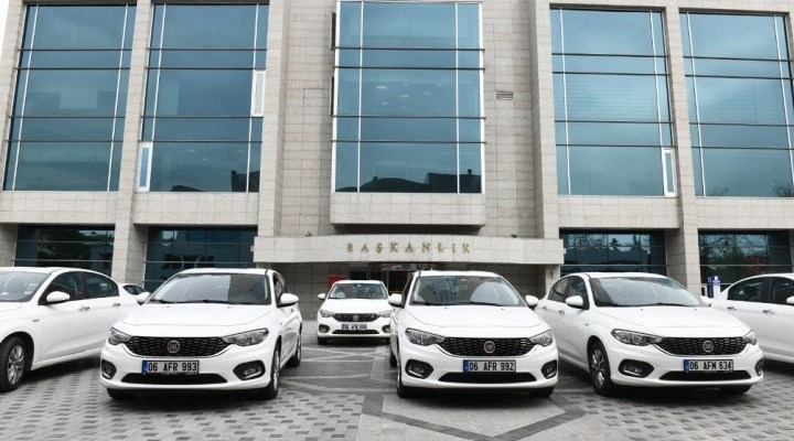 Ankara Büyükşehir Belediyesi, kiralık araçlardan yaklaşık 35 milyon tasarruf etti