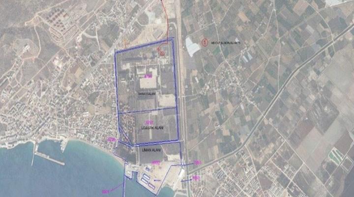 CHP'li Başarır, Mersin'de satılacak stratejik araziye dikkat çekti: Albayrak grubu da ihalede