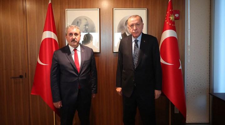 'Temaslar' sürüyor: Erdoğan, New York'ta Destici ile görüştü
