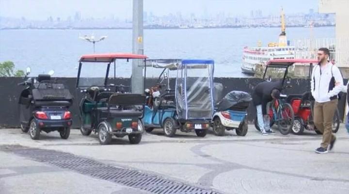 Adalar'da akülü araç yasağı tartışma yarattı: 5 Ekim'de başlıyor