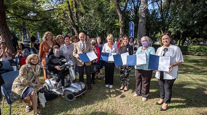 İzmir Büyükşehir'den cinsiyet eşitliği temalı 3 yeni protokol
