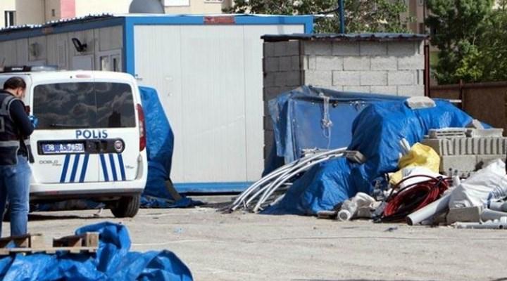 Kayseri'de inşaat bekçisi kulübede ölü bulundu