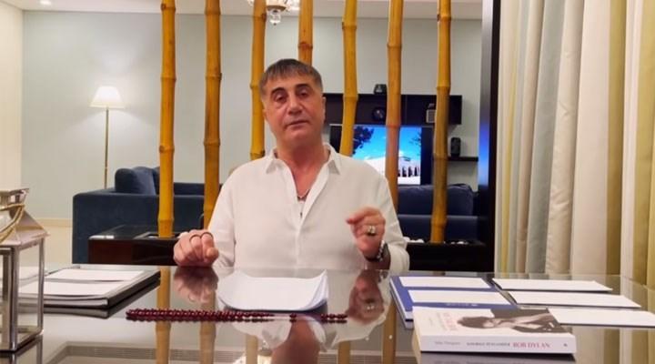Sedat Peker'den yeni iddialar: Erkam Yıldırım, kokain kaçakçıları, bakanlar…