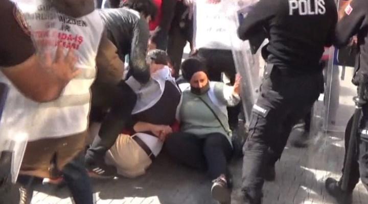 Tekirdağ'da Vali ile görüşmek isteyen işçilere gözaltı